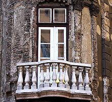 """""""Balcony"""" Budapest,Hungary 2009 by jwhimages"""