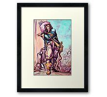 Musketeer Framed Print