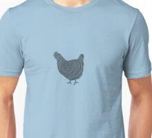 Hypnotic Hen Unisex T-Shirt