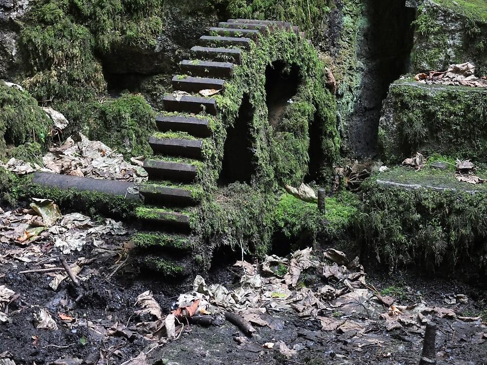 Mossy cogs by woodlandninja