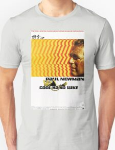 Cool Hand Luke Movie Poster T-Shirt