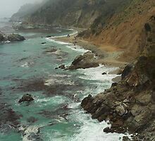 California Coast by Deskjeting