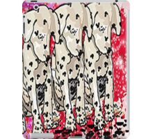 Our new spots iPad Case/Skin