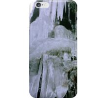 Icicles, brrrrrrr! iPhone Case/Skin