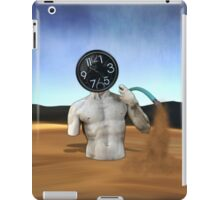 Period of Insufficiency  iPad Case/Skin