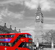 London and Big Ben by petermucs