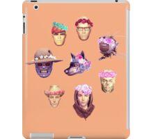New Vegas Flower Crown Party iPad Case/Skin