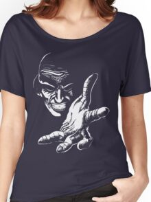 Evil Genius (On Black) Women's Relaxed Fit T-Shirt