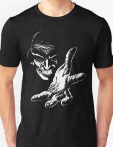 Evil Genius (On Black) T-Shirt