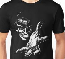 Evil Genius (On Black) Unisex T-Shirt