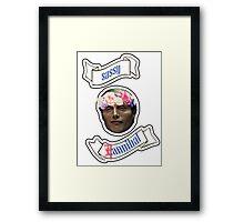 Sassy(C)Hannibal Framed Print