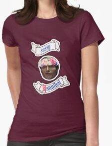 Sassy(C)Hannibal Womens Fitted T-Shirt