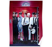 BTS 쩔어Sick Poster
