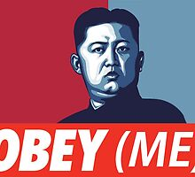 OBEY ME by DaRealBoss
