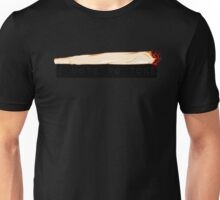 I vote to toke (classic) Unisex T-Shirt