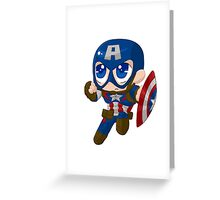 Captain America Age of Ultron Greeting Card