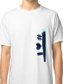 I love Hash tee Classic T-Shirt