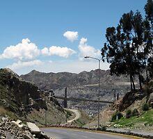 La Paz: Obras by Adam Groves