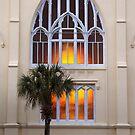 Chapel Window by Jim Haley