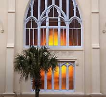 Chapel Window by Jim Haley