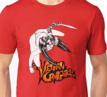 Vegan Cave Girl Strikes Unisex T-Shirt