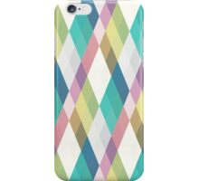 Pastel Diamonds 002/2 iPhone Case/Skin