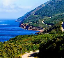 Cabot Trail Nova Scotia by bengraham
