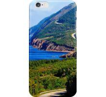 Cabot Trail Nova Scotia iPhone Case/Skin