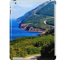 Cabot Trail Nova Scotia iPad Case/Skin