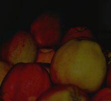 The gala apples! by sendao