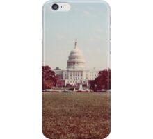 Capitol Hill iPhone Case/Skin