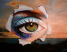 look from nowhere by Evgeniya Sharp