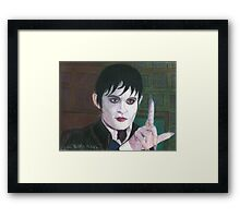 The Greatest Actor Ever Framed Print