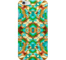 Colorful Modern Pattern Collage iPhone Case/Skin