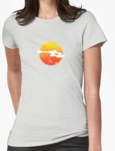 Star Empire Battle Cruiser D7 Flyby - Dark Womens Fitted T-Shirt