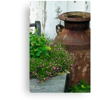 Beautifully Rusted Canvas Print