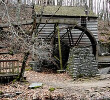 Norris Dam Grist mill. by click67