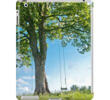Country Swing iPad Case/Skin