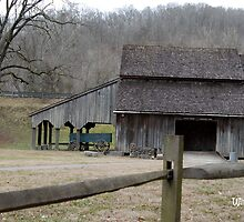 Old Barn. by click67