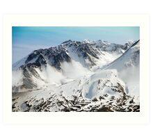 Mt St. Helens,Washington Art Print