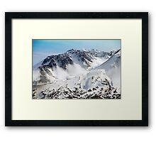 Mt St. Helens,Washington Framed Print