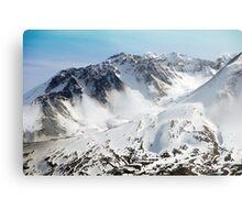 Mt St. Helens,Washington Metal Print