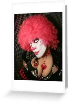 Klownin' by Scott White