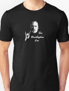 Sir Christopher Lee T-Shirt