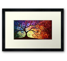 The Tree of Passion Framed Print