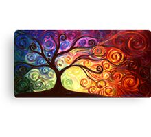 The Tree of Passion Canvas Print