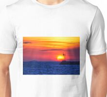 Peeking Through Unisex T-Shirt