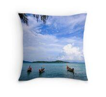 Phuket, Thailand Throw Pillow