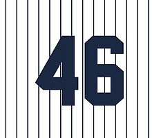 Andy Pettitte Pinstripe Design by canossagraphics