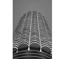 Marina Tower Photographic Print